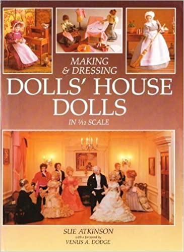 Image result for books about dressing dollhouse dolls in 1:12 scale