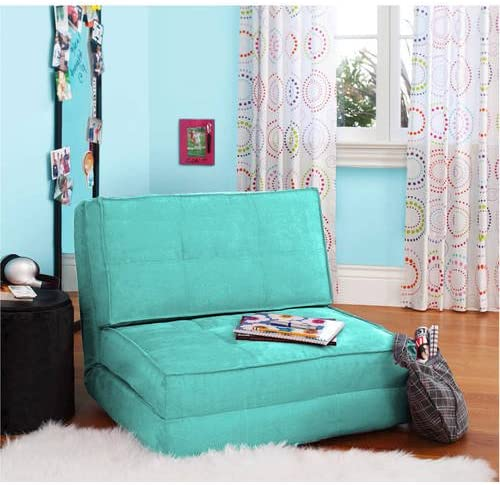 Space Saver Your Zone Flip Chair Mint