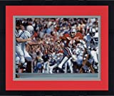 "Framed Archie Griffin Ohio State Buckeyes Autographed 8"" x 10"" Horizontal Scarlet Uniform Photograph with HT 1974/75 Inscription - Fanatics Authentic Certified"