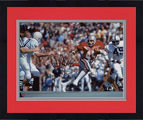 Framed Archie Griffin Ohio State Buckeyes Autographed 8