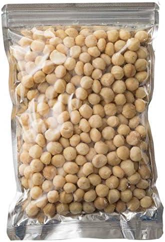 マカダミアナッツ 500g 素焼き 無添加 ロースト 無塩 無植物油 マカダミア マカデミアナッツ