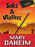 Saks and Violins, Mary Daheim, 078629096X