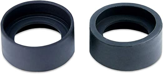 BoliOptics 30mm Rubber Eye Cups Pair Microscope Eye Guards 30mm Diameter Mounting Size SZ02013912 Foldable