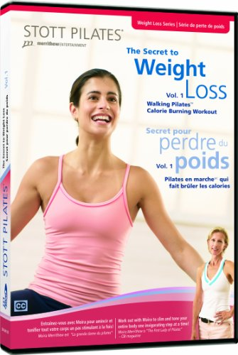 STOTT PILATES Walk On to Weight Loss - Discount Shape Guide Code The