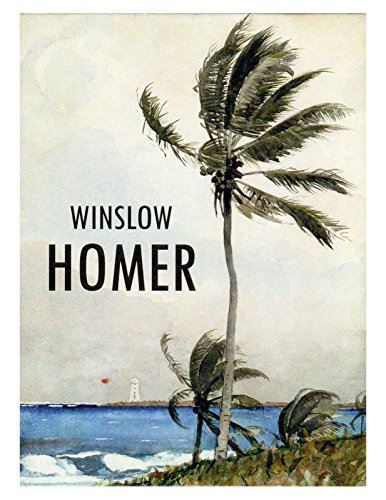 Winslow Homer: Boxed Set of 16 Note Cards with Envelopes