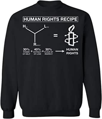 Dazzle Sweater Mens Human Rights Recipe Lovely Formula ...