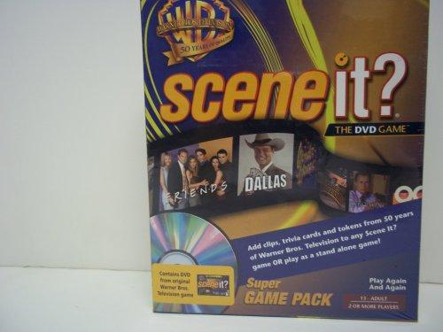 Scene It? Super Game Pack