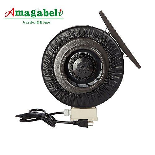 6 inch ventilation fan - 9