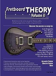 Fretboard Theory Volume II (English Edition)