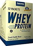 Jarrow Formulas Whey Protein Supplements, Supports Muscle Development, Vanilla, 12 Count