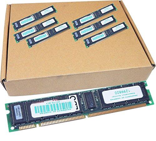 Compaq Lot-12 16MB EDO DIMM ECC Buff Memory 228467-001-L12 ()