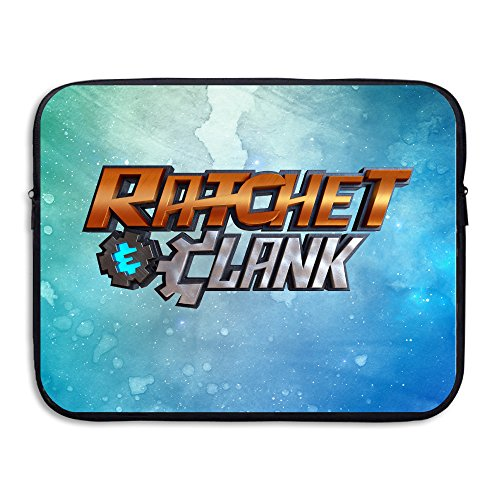 ZOENA Ratchet & Clank Anti-shock Laptop Protector Bag 13-15 Inch