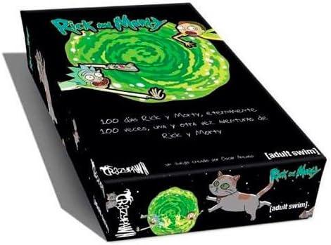 Crazy pawn Mesa Juego 10 Días Rick & Morty, Multicolor ...