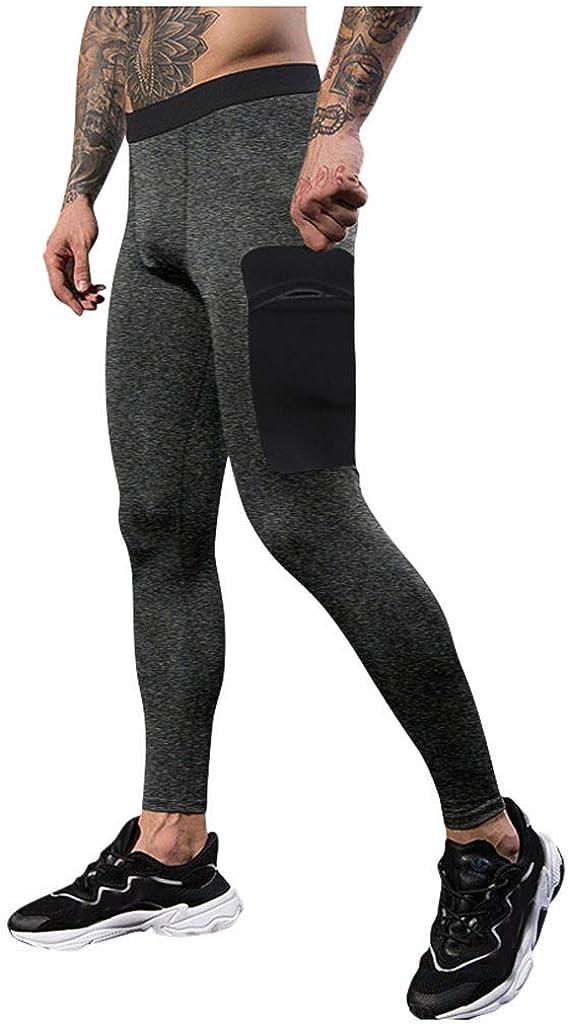 JiaMeng-ZI Pantalones para Hombre Tejido Ligero de Secado rápido Ropa Deportiva Transpirable Cómodo Cinturilla Elástica Drawstring Pantalones Deportes al Aire Libre Jogging Fitness Pantalon