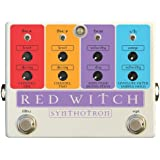 Red Witch RED-SYNTH Guitar Floor Multi-Effects Pedal