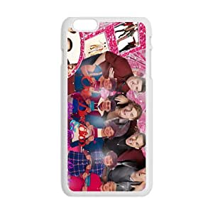 Happy One Direction Cell Phone Case for Iphone 6 Plus