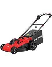 "Craftsman CMEMW213 20"" Corded Lawn Mower, 13-Amp"