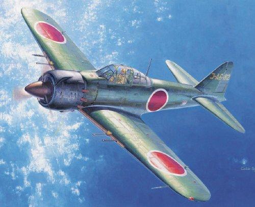 - HASEGAWA 09821 1/48 Mitsubishi A6M8 Zero Fighter Type 54/64 LTD