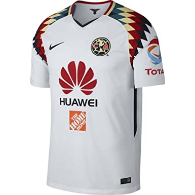 06e80b46eb8 Amazon.com: NIKE 2017-2018 Club America Away Football Shirt: Clothing