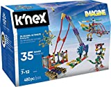 K'NEX – 35 Model Building Set – 480 Pieces – For Ages 7+ Construction Education Toy
