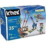 K'NEX – 35 Model Building Set – Pieces – For Ages 7+ Construction Education Toy 480
