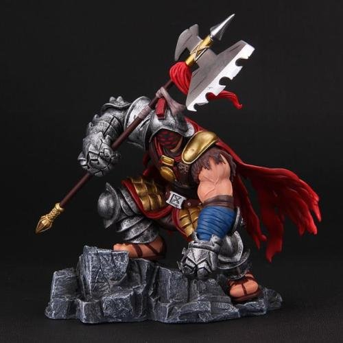 LL League of Legends LOL Grandmaster at Arms Jax PVC Figure toy Game Figurine gift