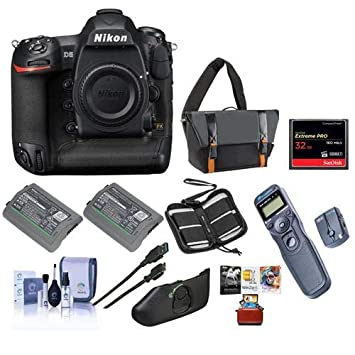 Amazon.com: Nikon D5 FX-Format Digital SLR Camera Body ...