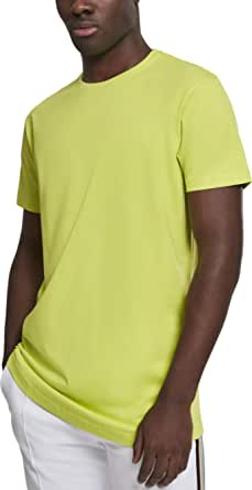 Urban Classics Shaped Long tee Camiseta para Hombre
