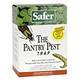 Outdoor Living : Safer Brand 05140 The Pantry Pest Trap, 2 Moth Traps
