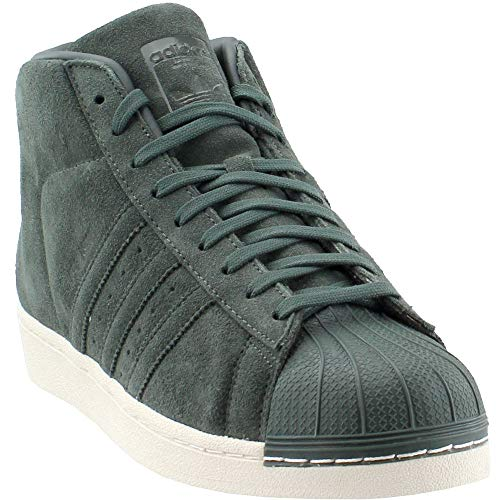 Montantes Night Homme Night Adidas Chaussures white Green Model Pro green CxIxt8Aqw