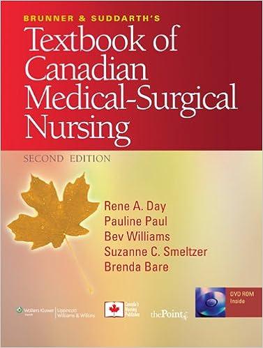 Medical Surgical Nursing Books Pdf