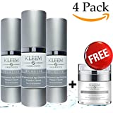 Anti Aging Skin Care Kits - Women Beauty Gifts: Vitamin C Serum with Hyaluronic Acid + FREE Retinol Moisturizer for Face for Night & Day; Perfect Gift Set Kit