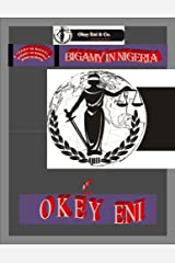 BIGAMY IN NIGERIA Kindle Edition