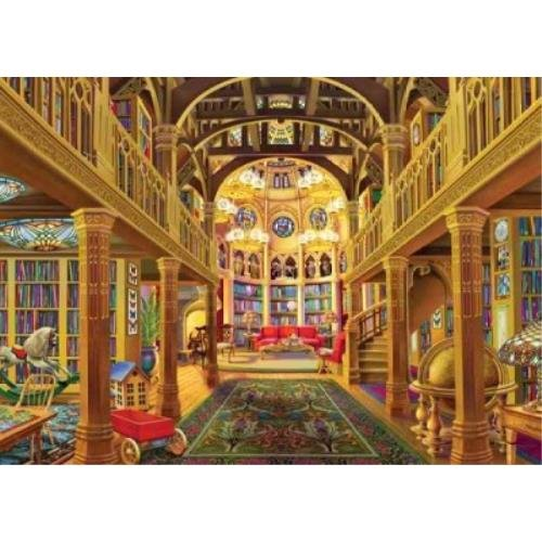 Ravensburger Word Puzzle - World of Words: 1,000 Pieces