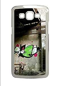 Samsung 2 7106 Case Grafitti PC Custom Samsung 2 7106 Case Cover Transparent