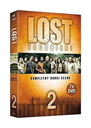 Amazon com: Lost Season 2 (BOX) [7DVD] (English audio  English