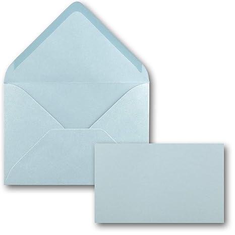 Foldersys - Juego de Sobres para Cartas (tamaño DIN A8, 7,1 ...
