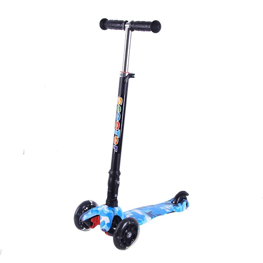 お気にいる Wink Blue zone 子供の滑り止め三輪スクーターに適して 購入へようこそ、折りたたみ、持ち運びが簡単、子供用自転車、滑り止めハンドル )、子供用ギフト 購入へようこそ ( Color : Blue ) B07QWK1Z29, E-NOALZU:bee700fe --- svecha37.ru