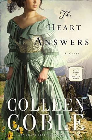 book cover of The Heart Answers