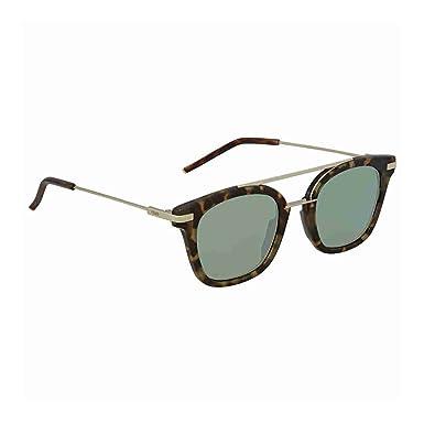 Fendi Herren Sonnenbrille FF 0224/S 70 807, Schwarz (Black/Brown), 48