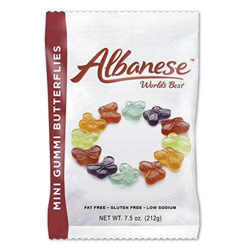 Albanese Mini Gummi Butterflies candy