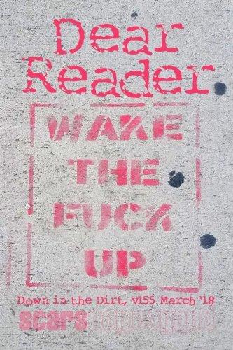 Dear Reader: