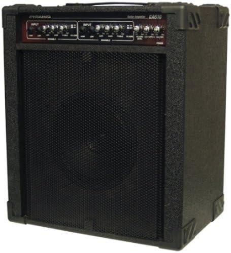 Pyramid GA610 - Amplificador para guitarra (2 canales, 600 W ...