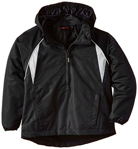 Rain Jacket Sport Noir De Blouson noir blanc Garçon Akoa dqwT1q
