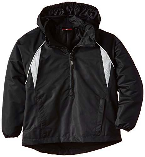 noir Blouson Akoa blanc Garçon Noir Sport Jacket Rain De 1FwfFOSx