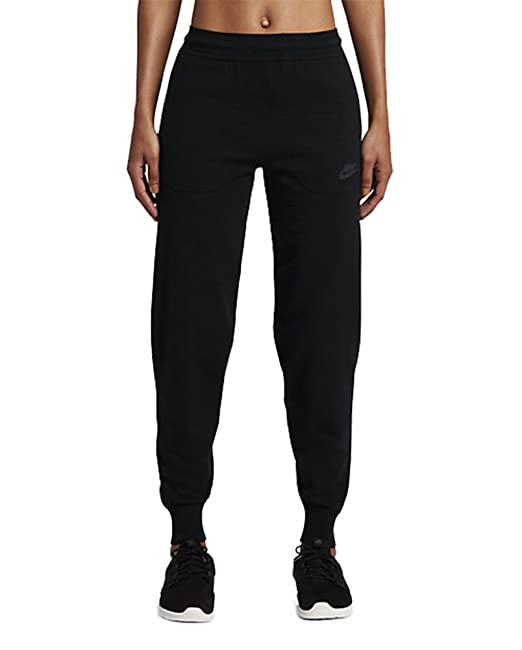 Nike W NSW TCH Knt Pantalón Largo, Mujer: Amazon.es: Ropa y accesorios