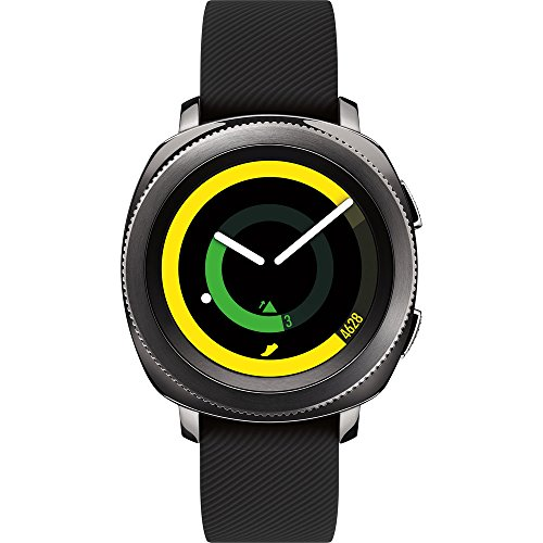 Samsung Gear Sport Activity Tracker (Black) with Heart Rate Monitor, Kodak Case, Pro Bluetooth Earbuds, and 1 Year Extended Warranty Bundle by Beach Camera (Image #1)