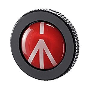 Amazon.com : Manfrotto Round Quick Release Plate for Compact Action