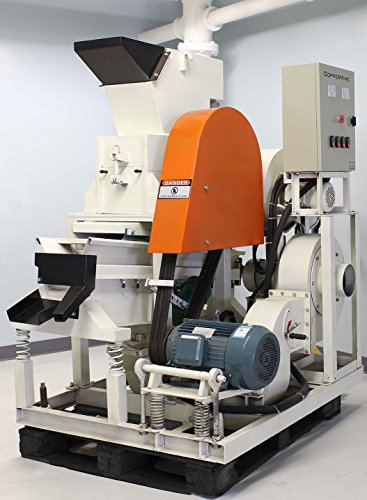 New Industrial Copper Wire Granulator Copper