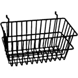 12'W x 6'D x 6'H Narrow Basket Black/Semi-gloss--- Lot of 6 each